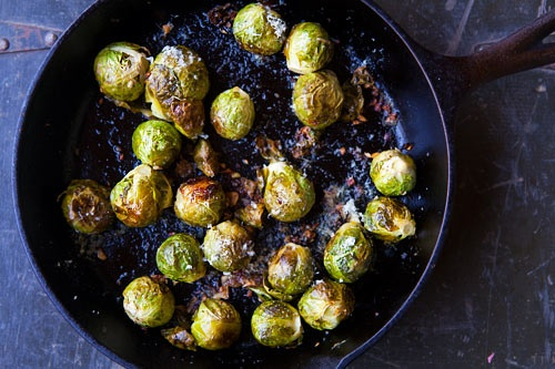 In Season:<br />Brussel Sprouts