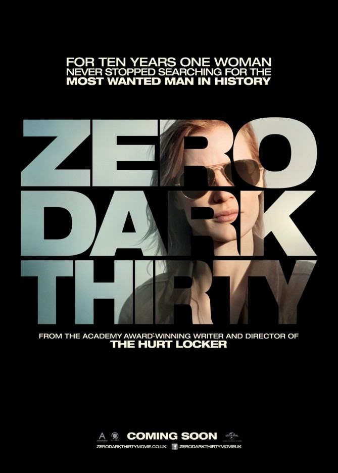 Year's Best:<br /><em>Zero Dark Thirty</em>