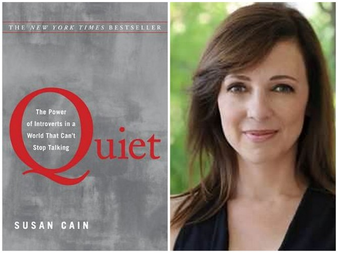 Susan Cain's Quet