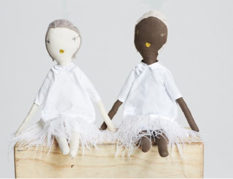 Stocking Stuffers: Rag Dolls By Jenni Kayne & Jess Brown