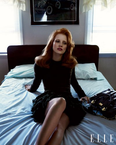 Jessica Chastain's Dream Come True