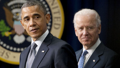 President Obama And Vice President Joe Biden Unveil Proposal To Decrease Gun Violence In U.S.