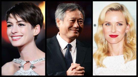 Oscar Nominees 2013