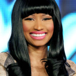 Nicki Minaj Beauty Shot