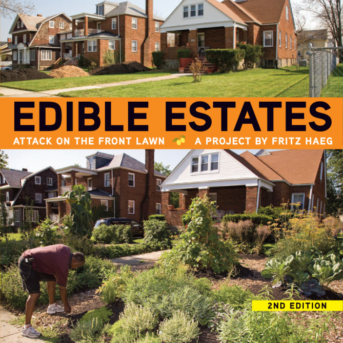 Edible Estates Book Cover