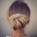 Blonde Bun 1