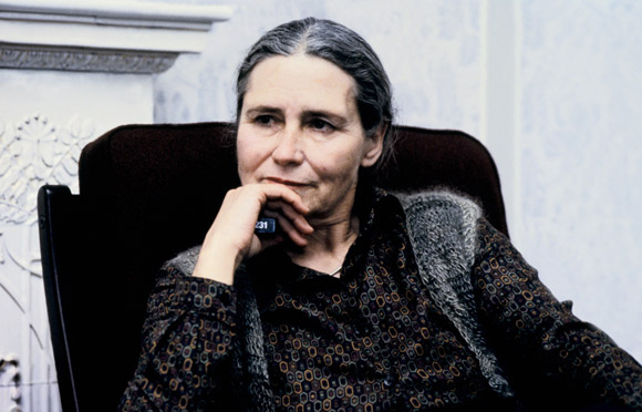 The Lioness: <br />Doris Lessing &#038; The Legacy<br /> She Left