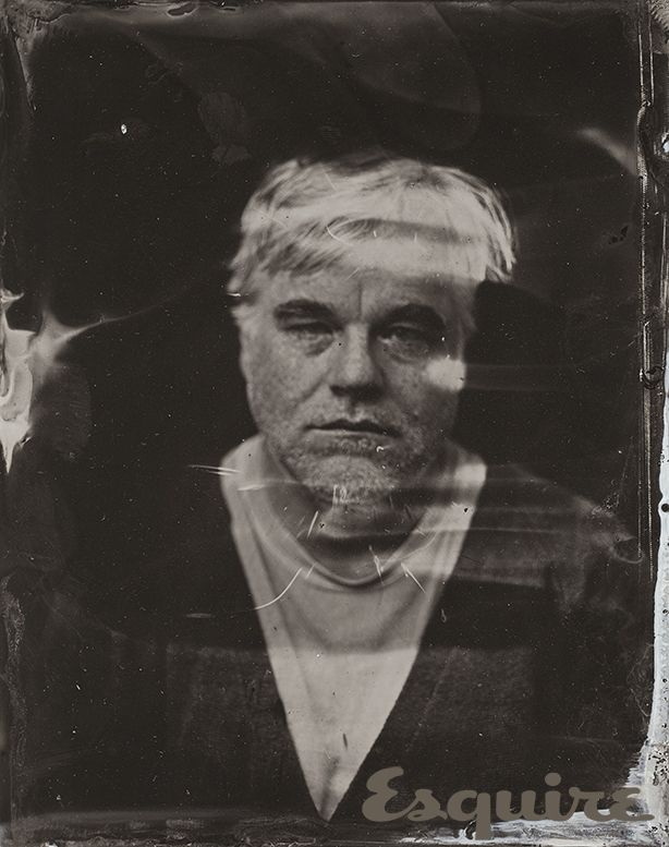 Philip Seymour Hoffman Esquire