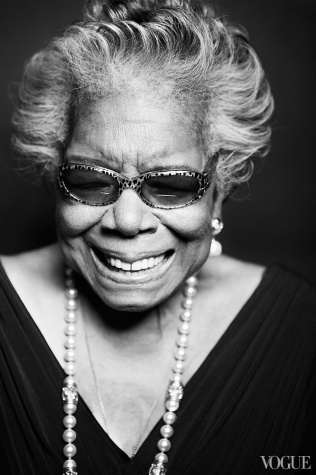 Maya Angelou for Cole Haan 2