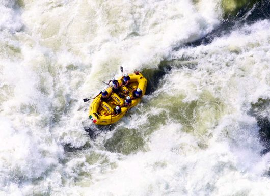 Rafting Your Zambezi