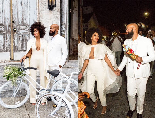 Solange Knowles: <br />A True Original <br />On Her Wedding Day