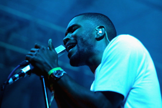 Frank Ocean Uses <br />His Beautiful, Powerful Voice