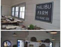 Malibu Farm Comes To <br />The Malibu Pier
